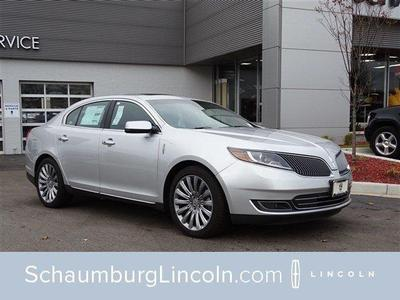 New 2015 Lincoln MKS Base