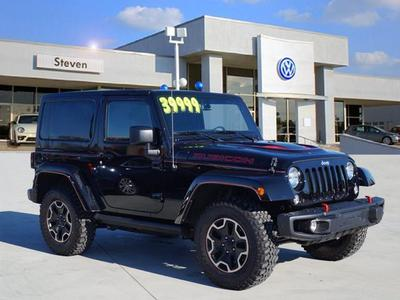 Used 2015 Jeep Wrangler Rubicon