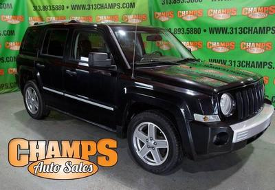 Used 2008 Jeep Patriot Limited