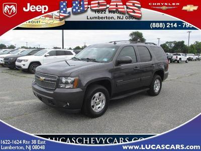 Used 2010 Chevrolet Tahoe LT