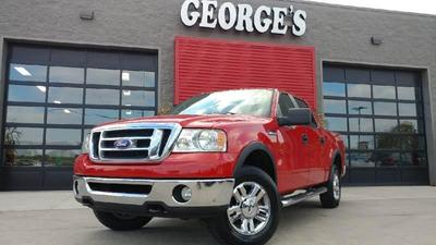 2007 Ford F-150 XLT SuperCrew