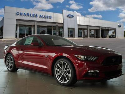New 2015 Ford Mustang GT Premium