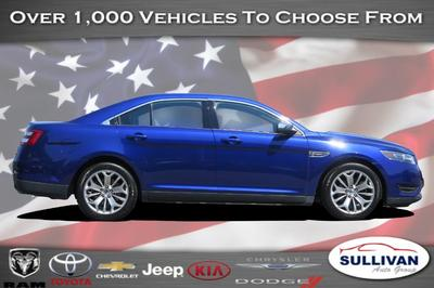 Used 2015 Ford Taurus Limited