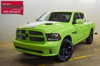 New 2017 RAM 1500 Sport