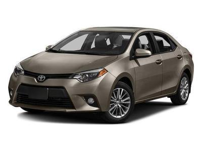 Used 2016 Toyota Corolla LE Plus