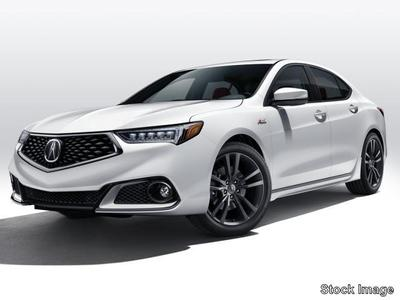 New 2018 Acura TLX V6 A-Spec