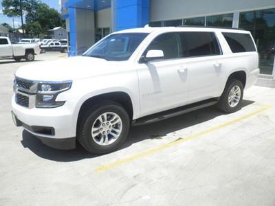 New 2017 Chevrolet Suburban LS