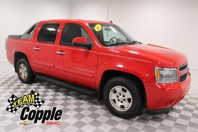 Used 2007 Chevrolet Avalanche LT