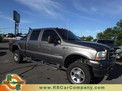 Used 2004 Ford F-350 XLT