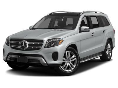 New 2017 Mercedes-Benz GLS 450 Base 4MATIC
