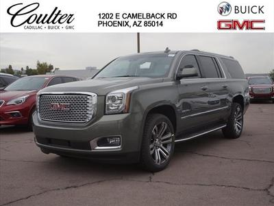 New 2017 GMC Yukon XL Denali