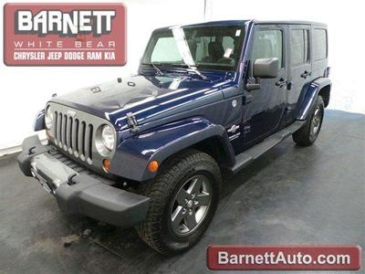 Used 2012 Jeep Wrangler Unlimited Freedom Edition