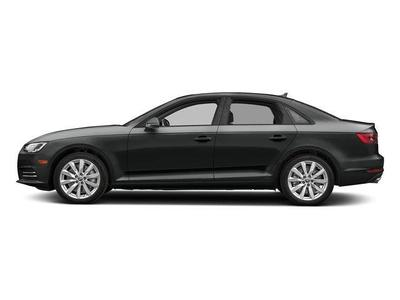 New 2018 Audi A4 2.0T Premium Plus