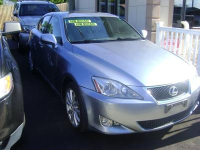 Used 2006 Lexus IS 250