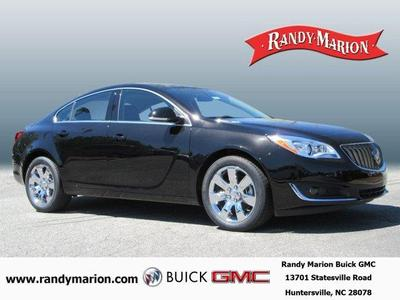 New 2016 Buick Regal Premium II