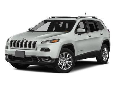 Used 2015 Jeep Cherokee Limited