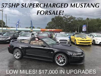 Used 2001 Ford Mustang GT