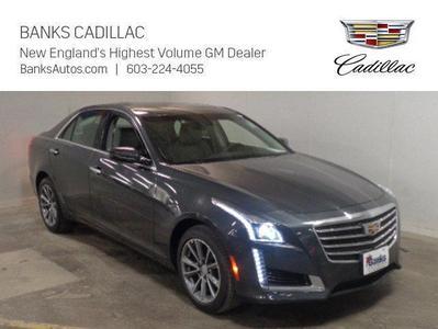 New 2018 Cadillac CTS 2.0L Turbo Luxury