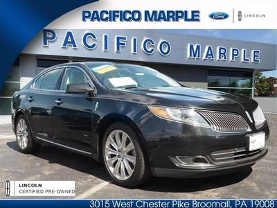 Certified 2015 Lincoln MKS EcoBoost