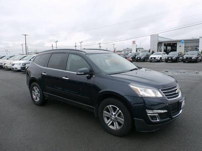 Used 2016 Chevrolet Traverse 2LT