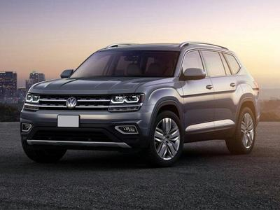 New 2018 Volkswagen Atlas 3.6L V6 Launch Edition