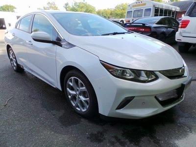New 2017 Chevrolet Volt Premier