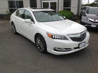 New 2017 Acura RLX Technology Package