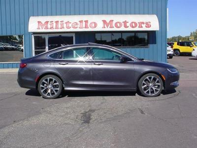 Used 2015 Chrysler 200 C