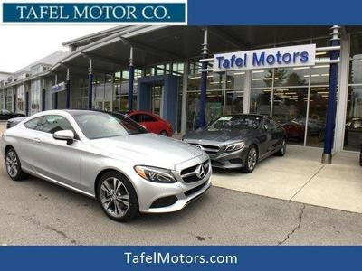 New 2017 Mercedes-Benz C 300 4MATIC