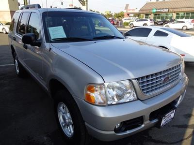 Used 2005 Ford Explorer XLT-4 WHEEL DRIVE SEATING CLEAN