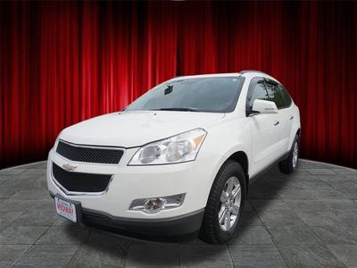 Used 2012 Chevrolet Traverse 1LT