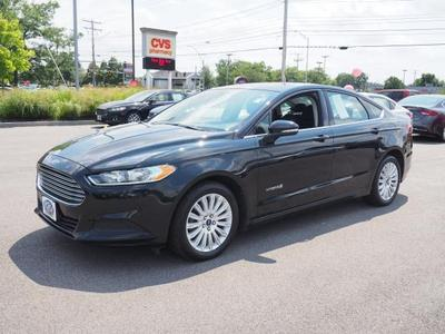 Used 2014 Ford Fusion Hybrid SE