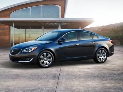 New 2017 Buick Regal Turbo Sport Touring