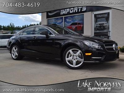Used 2014 Mercedes-Benz CLS 550 4MATIC