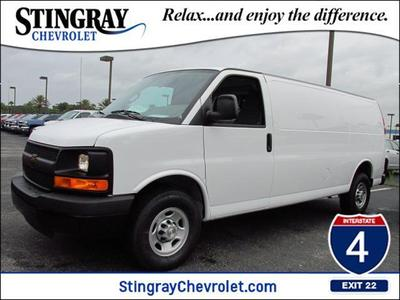 New 2016 Chevrolet Express 2500 Work Van
