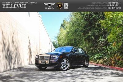 New 2017 Rolls-Royce Ghost