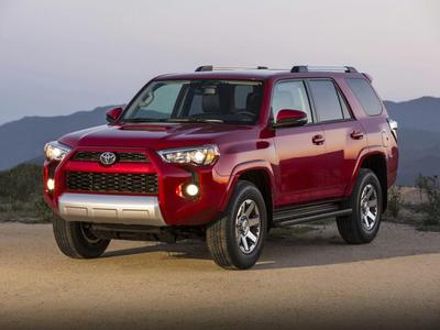New 2017 Toyota 4Runner TRD Off Road Premium