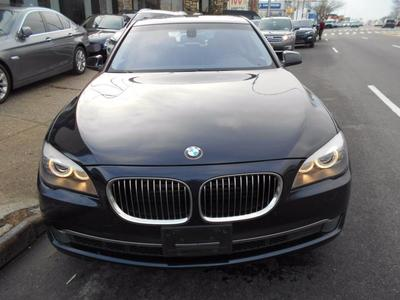 Used 2012 BMW ActiveHybrid 750 i