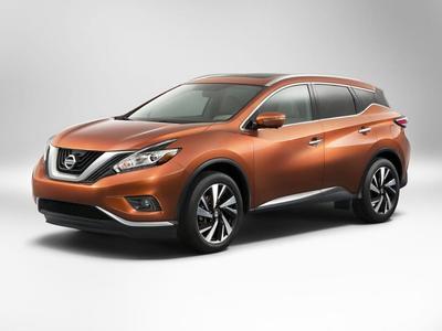 Used 2016 Nissan Murano Platinum