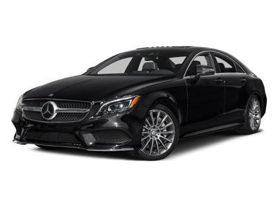 New 2016 Mercedes-Benz CLS550 4MATIC