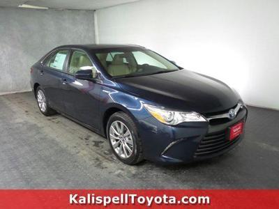 New 2017 Toyota Camry Hybrid XLE