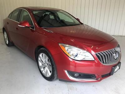 Used 2014 Buick Regal Base