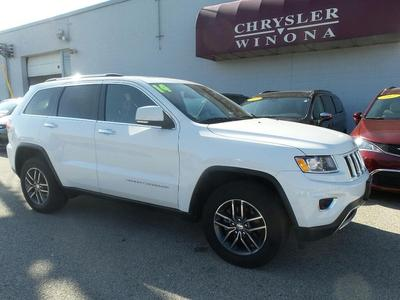 Certified 2014 Jeep Grand Cherokee Limited