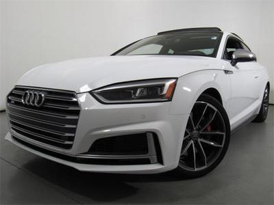 New 2018 Audi S5 3.0T Premium Plus quattro