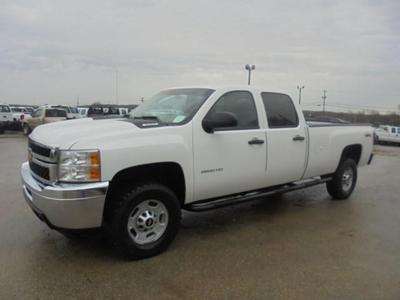 Used 2013 Chevrolet Silverado 2500 Work Truck