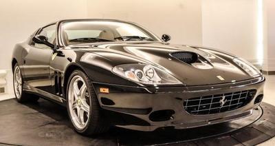 2005 Ferrari Superamerica F1A
