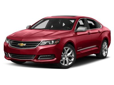 Used 2016 Chevrolet Impala 2LZ