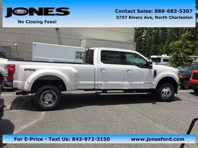 New 2017 Ford F-350 Lariat Super Duty