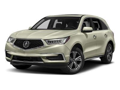 New 2017 Acura MDX