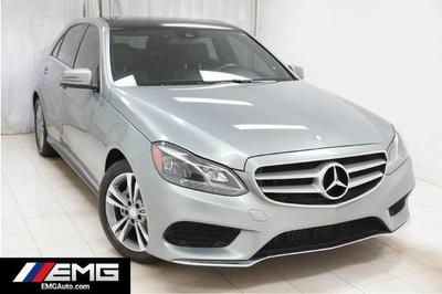 2015 Mercedes-Benz E 250 BlueTEC 4MATIC